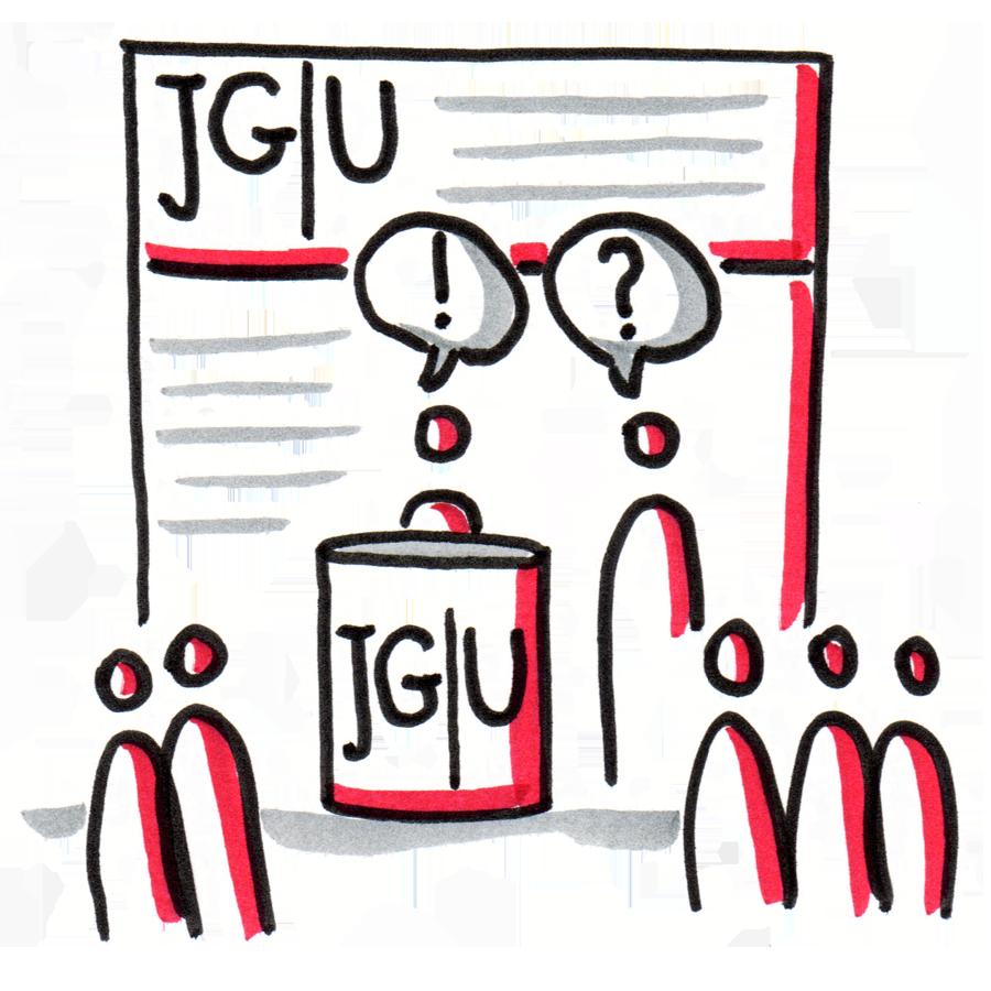 Digitale Studienorientierungsangebote der Johannes Gutenberg-Universität Mainz